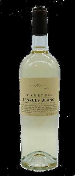 Abbé Rous - Cornet - Banyuls Blanc