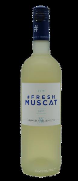 Arnaud de Villeneuve - Fresh Muscat - 100% Muscat