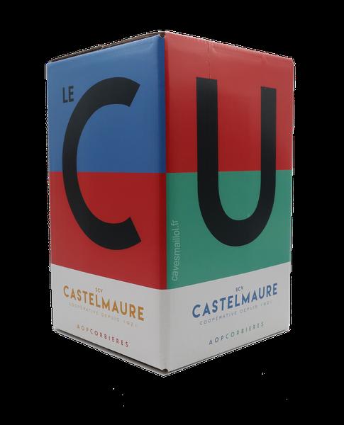 BIB 5 L - Castelmaure - Rouge