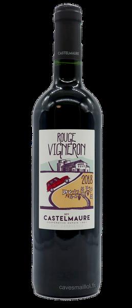 Castelmaure - Rouge Vigneron