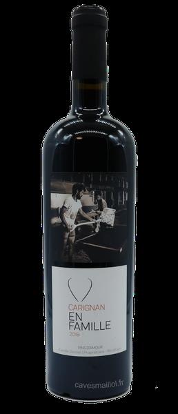 Clos des Vins d'Amour - Carignan en Famille - 100% Carignan
