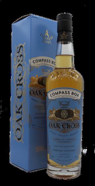 Compass Box - Oak Cross