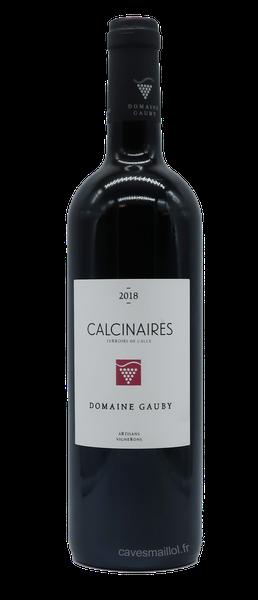 Gauby - Calcinaires - Rouge