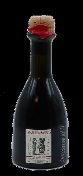 Guinelle - Vinaigre de Banyuls Rouge - 25 cl