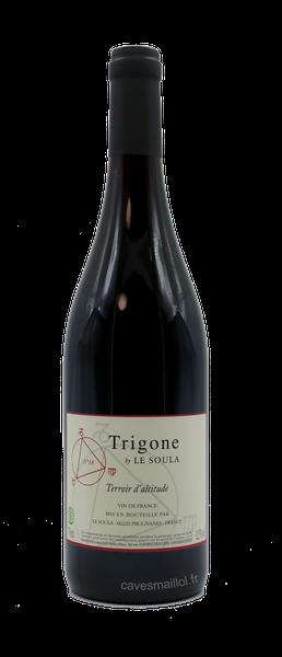 Le Soula - Trigone - Rouge