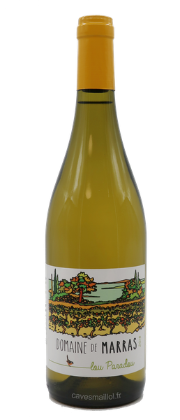 Marras - Lou Paradou - Blanc - 100% Grenache gris