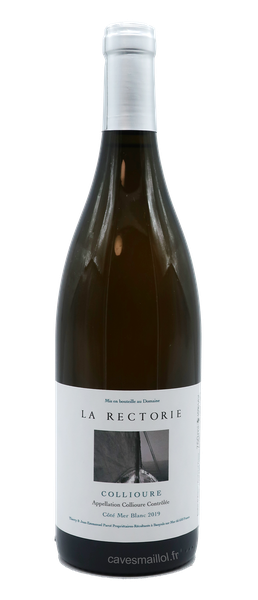 Rectorie - Côté Mer - Blanc