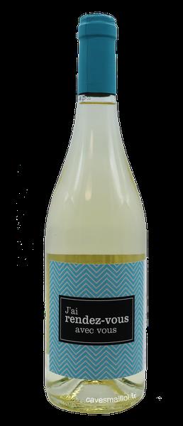 Rière Cadène - Rendez-Vous - Blanc - 100% Macabeu