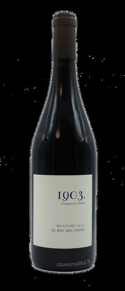 Roc des Anges - 1903 - 100% Carignan