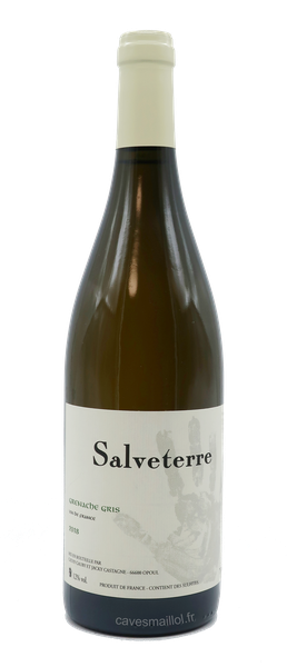 Salveterre - Blanc - 100% Grenache Gris