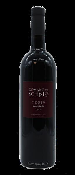 Schistes - Cerisaie