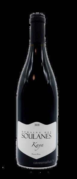 Soulanes - Kaya - Rouge - 100% Carignan