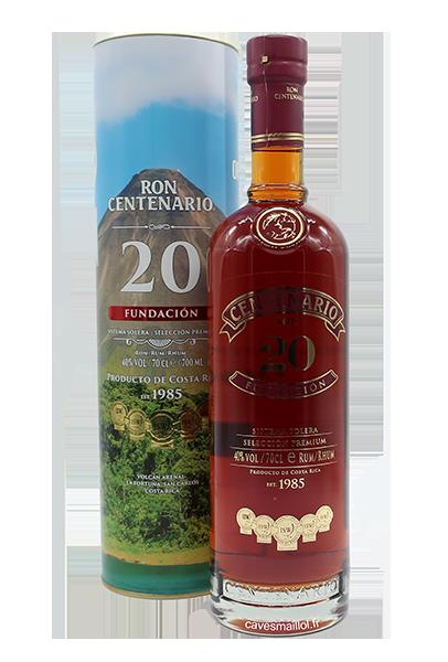 Centenario - 20 ans