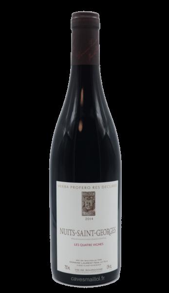 Dominique Laurent - Les Quatre Vignes - 100% Pinot noir
