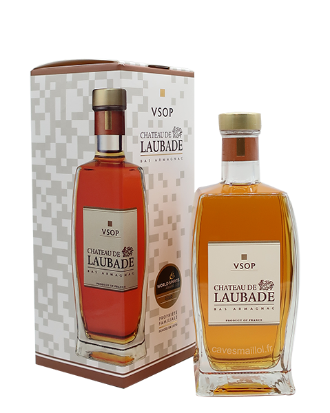 Laubade - VSOP 50 cl