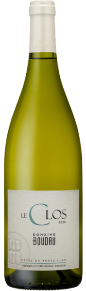 Boudau - Le Clos - Blanc