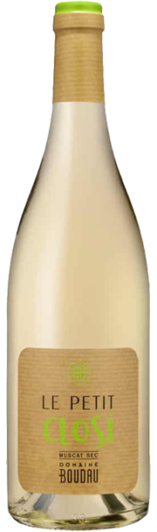 Boudau - Petit Closi - Blanc - 100% Muscat