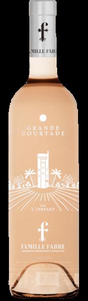 Famille Fabre – Domaine de la Grande Courtade - Rosé