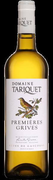 Tariquet- Premières Grives - 100% Gros Manseng